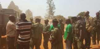 POLICE, UPND in Solwezi