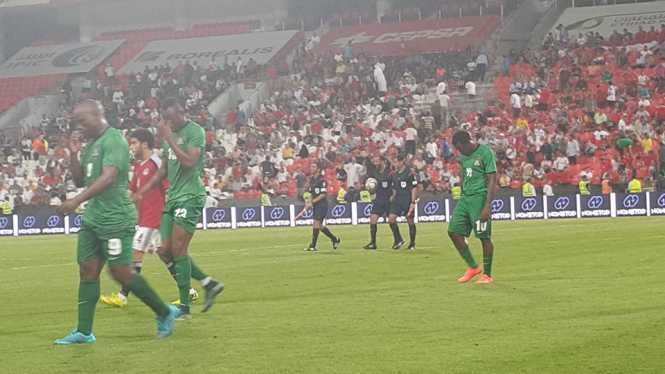 FT Zambia0 : 3Egypt