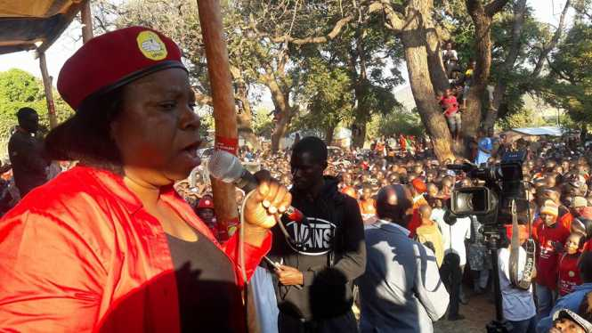 UPND Chipata June 18th '16 rally in Pictures