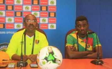 AFCON - Guinea U20